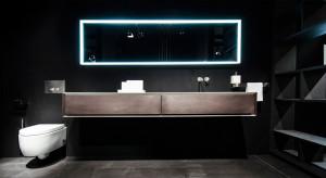 Zjawiskowe meble łazienkowe K.One od firmy Rifra