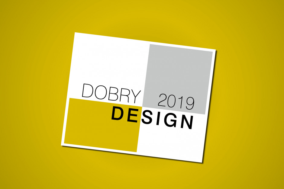 Ruszyła kolejna edycja konkursu Dobry Design!