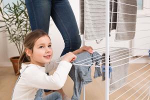 Świeże i czyste pranie - ABC suszenia odzieży