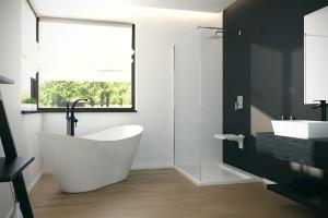 Wanna wolnostojąca: 12 modeli do eleganckich łazienek