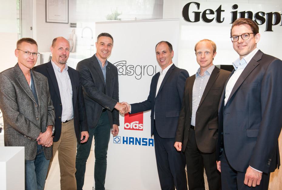Grupa Oras inwestuje w technologię cyfrową