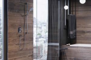 Nowoczesna strefa prysznica: wybierz baterię podtynkową