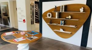 Designerska umywalka i unikalny brodzik od Boffetto w showroomie