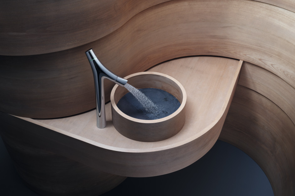 Designerskie baterie: 5 umywalkowych modeli