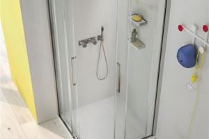 Kabiny prysznicowe Serie 7000 od Vismaravetro