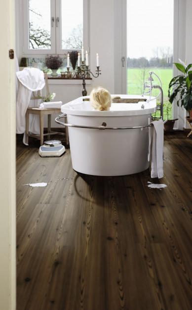 Podłoga w łazience: wybierz wariant ekologiczny