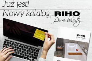Odnajdź czyste piękno w najnowszym katalogu RIHO