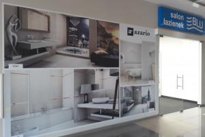 Zobacz jak wygląda nowy salon łazienek BLU w Augustowie