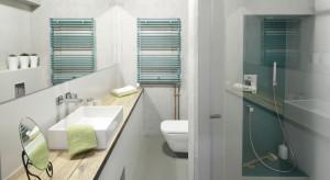 Szara łazienka: 20 zdjęć projektów z polskich domów