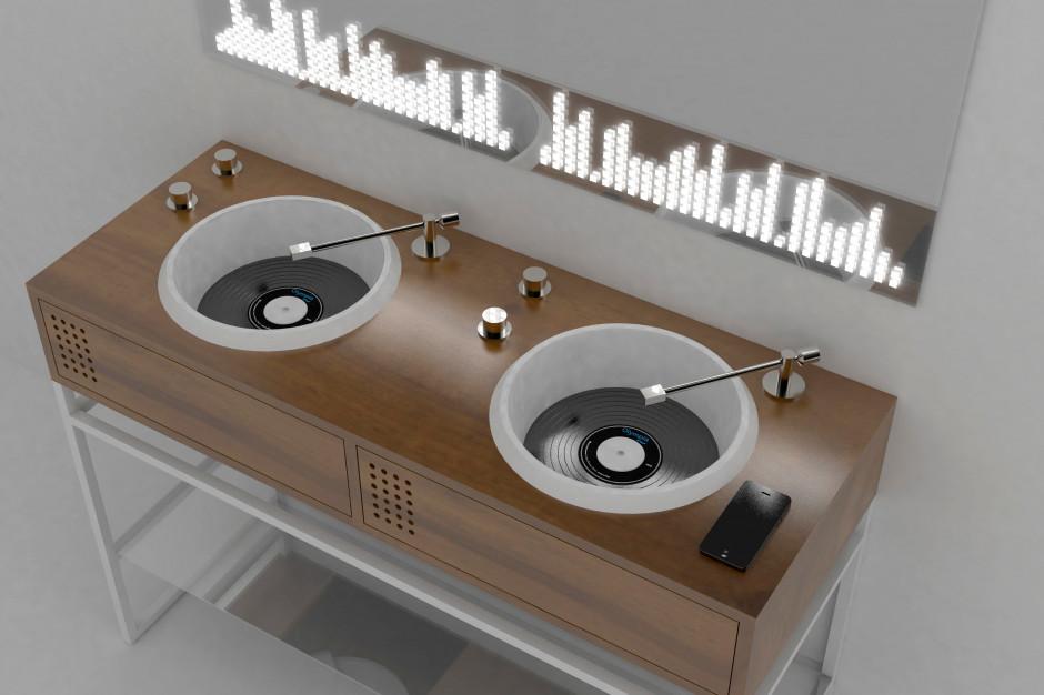 Design w łazience: produkty, które zaskakują wzornictwem