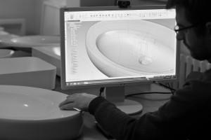 Umywalki z kompozytu: idealny sposób na wyszukaną formę