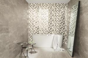 Wzorzyste płytki ceramiczne - dodaj pazura swojej łazience!