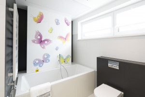 Ściana w łazience: 12 ciekawych pomysłów na jej wykończenie