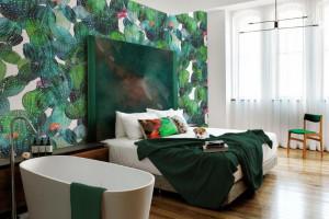 Trend urban jungle: zaproś zieleń do swojej łazienki!