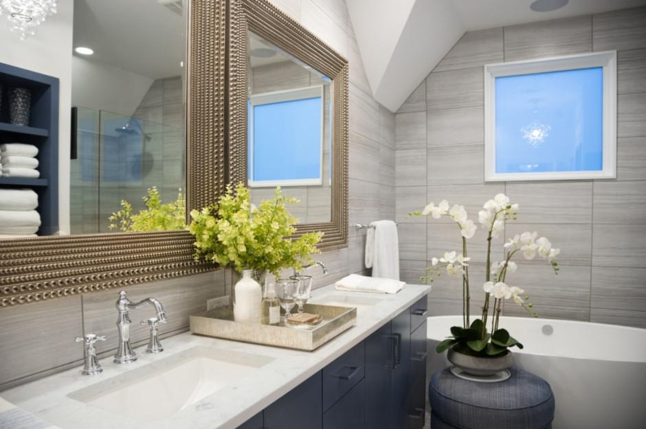 Łazienka  w stylu nowojorskim - tak ją urządzisz!