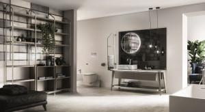 Łazienka w stylu industrialnym: inspiracje od producentów