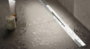 Nowoczesna strefa prysznica: wybieramy odpływ