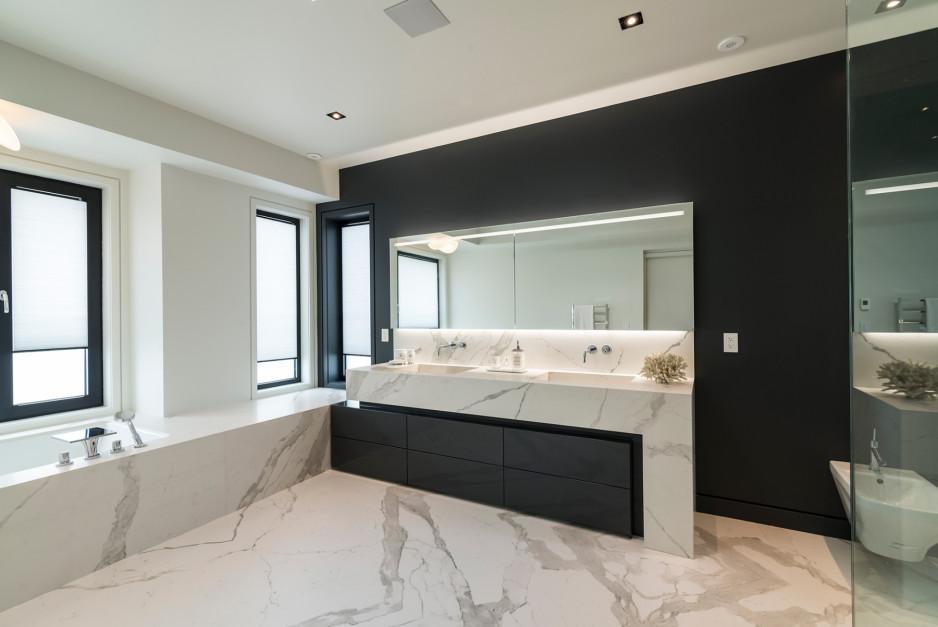 Wykańczamy łazienkę - wybierz spieki kwarcowe
