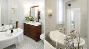 Łazienka w stylu klasycznym: tak urządzili ją inni