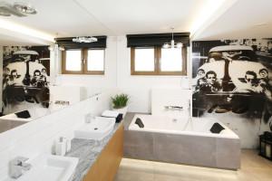 Łazienka z wanną w zabudowie: 16 zdjęć z polskich domów