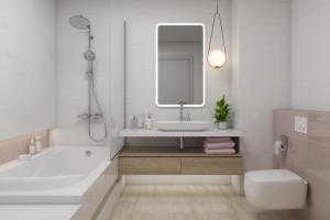 Płytki w łazience: 15 kolekcji polskich marek