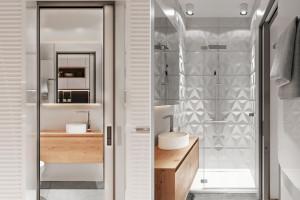 Jak urządzić małą łazienkę? Architekt zdradza kilka patentów