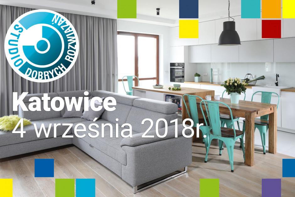 Studio Dobrych Rozwiązań 4 września zagości w Katowicach