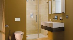Nowoczesna łazienka: postaw na dyskretny przycisk spłukujący