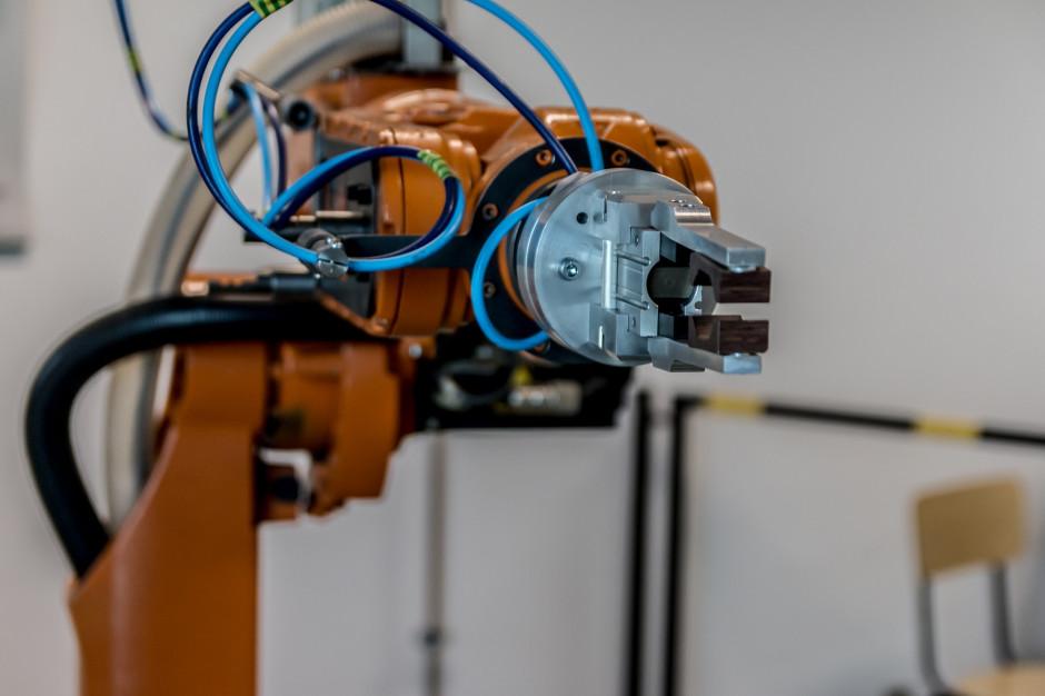 Roboty w firmach z sektora MŚP - nowy standard?