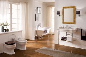 Łazienka w stylu klasycznym: 5 inspirujących zdjęć