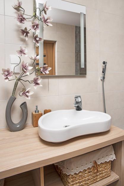 4 pomysły na strefę umywalki
