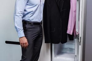Nowoczesne AGD: szafa, która odświeży i osuszy ubrania