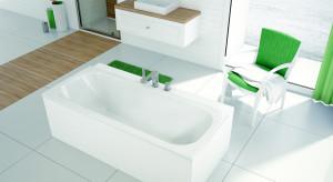 Strefa kąpieli, strefa relaksu - domowy sposób na wypoczynek