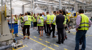 Geberit uruchamia nowe linie produkcyjne we włocławskiej fabryce