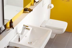 Baterie łazienkowe: nowa seria do nowoczesnych łazienek