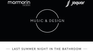 Marmorin Design zaprasza na niezapominany wieczór z designem i muzyką