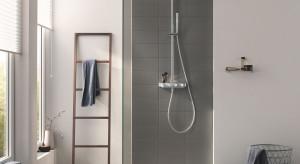 Nowoczesna i komfortowa strefa prysznica: nowy system prysznicowy