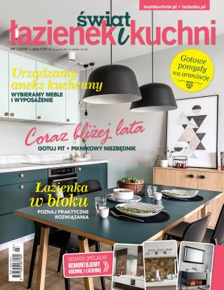 Świat Łazienek i Kuchni 3/2018
