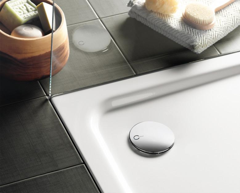 Nowoczesna strefa prysznica: jaki odpływ do płaskiego brodzika?