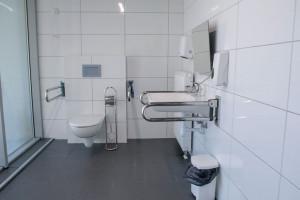 [Fotogaleria] Zobacz jak wygląda konkursowa toaleta publiczna w Płocku