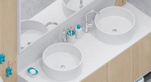 Okrągłe umywalki: 5 eleganckich modeli