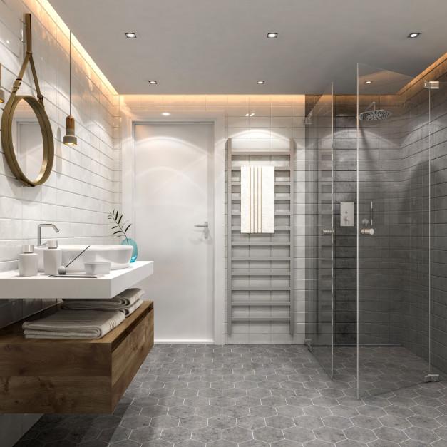 Ściany i podłogi w łazience: zwróć uwagę na fugi!