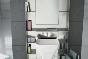 Modułowa szafka łazienkowa Mytal od Antonio Bullo Workshop