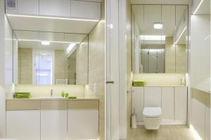 Urządzamy małą łazienkę: garść praktycznych pomysłów