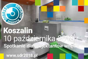 [SDR] 10 października będziemy w Koszalinie