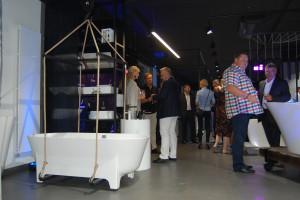 """Tak się bawili architekci na wieczorze """"Music&Design"""" Marmorin Design"""