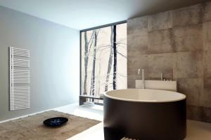 Salon kąpielowy: wybieramy grzejnik