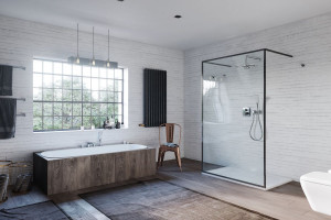 Komfortowa strefa prysznica: wybierz zestaw natryskowy z deszczownią