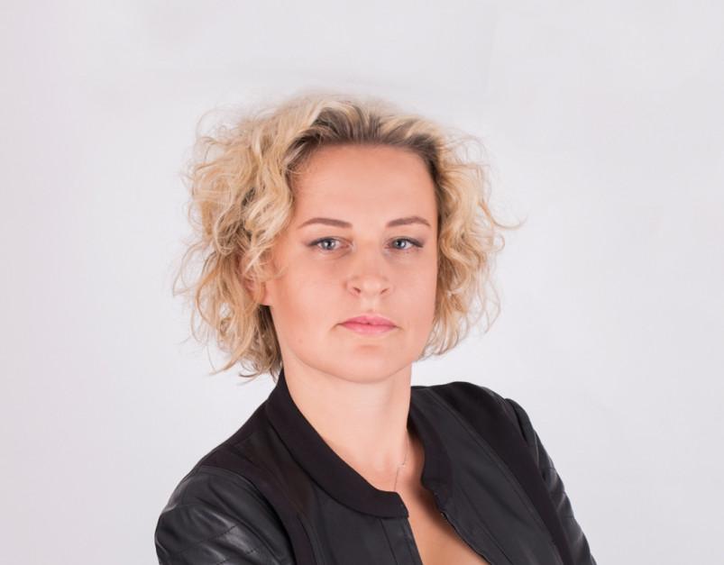 Olga Panek nowym wiceprezesem w Ferro