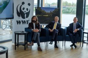 """Geberit aktywnie wspiera program """"Strażnicy Rzek WWF"""""""